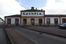Image illustrative de l'article Gare de Carhaix