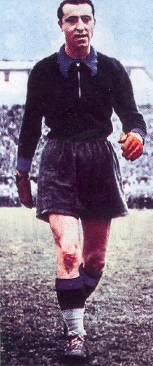 Carlo Ceresoli - Ceresoli with Inter Milan in the 1930s