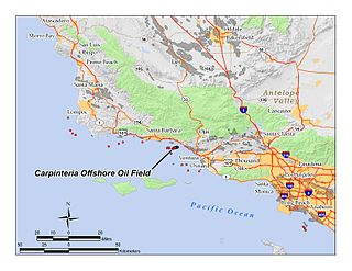 Carpinteria Offshore Oil Field