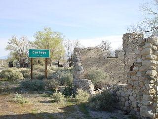 Cartago, California census-designated place in California, United States