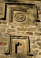 Carvings above the south porch, St Mary's Church - geograph.org.uk - 1104658.jpg