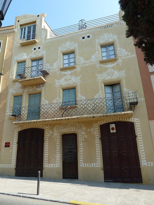 Casa Ximenis, Tarragona-1