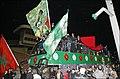 Casablanca honours Green Eagles in style الدار البيضاء تُكَرِّم النسور الخضر Les Aigles Verts accueillis en grande pompe à Casablanca (11588178414).jpg