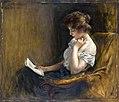 Caspar Ritter - Lesende junge Frau, 1904.jpg