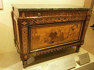 Giuseppe Maggiolini - Chest of drawers by Giuseppe Maggiolini