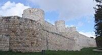 Castillo de burgos exteriores