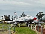 Castle Air Museum Atwater North American F-100 Super Sabre P4100354.jpg