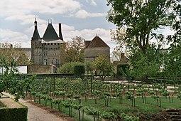 Otra vista al castillo