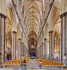 Cattedrale Di Salisbury Wikipedia