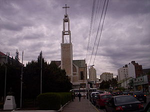 Roman Catholic Diocese of Comodoro Rivadavia - Cathedral of St. John Bosco
