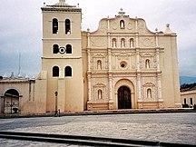 Honduras-Art-CatedraldeComayagua