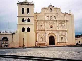 Roman Catholic Diocese of Comayagua diocese of the Catholic Church