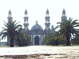 iglesia católica palmariana