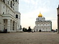 Cathedral of the Archangel in Moscow 04 by shakko.jpg