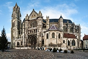 Ancient Diocese of Senlis - Senlis Cathedral