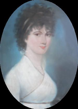 Catherine Eliza Richardson - Portrait of Catherine Eliza Richardson