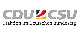 CDU/CSU German political alliance