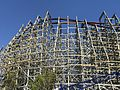 Cedar Point Mean Streak RMC refurbishment (1976).jpg