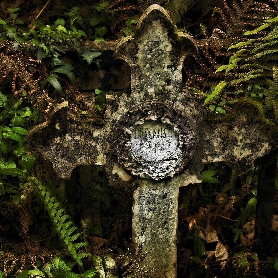 Cemiterio Lians Oleiros Galicia