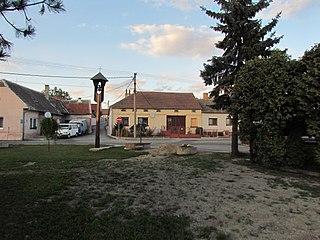 Láz (Třebíč District) Municipality in Vysočina, Czech Republic