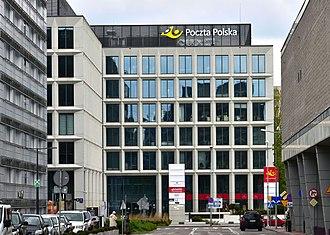Poczta Polska - Headquarters of Poczta Polska and Envelo in Warsaw