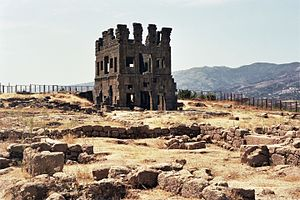 Belmonte, Portugal - Centum Cellas, originally a Roman Villa and later used as a military Outpost