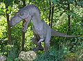 Ceratozaur - JuraPark Baltow (1).JPG