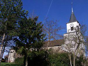 Châteaufort, Yvelines - Saint-Christophe