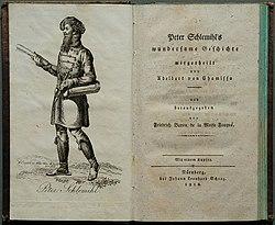 Chamisso Peter Schlemihl 1814.jpg