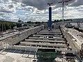 Chantier Station Métro Ligne 15 Bry Villiers Champigny Villiers Marne 10.jpg