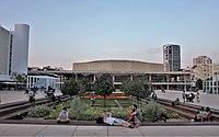 Charles Bronfman Аuditorium at Habima Square (1).jpg