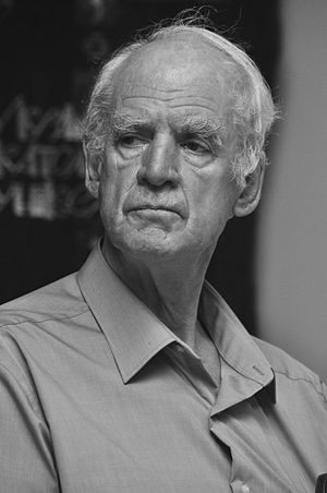 Charles Taylor (philosopher) - Taylor in 2012