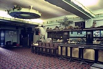 State Cinema - Charlestons nightclub bar