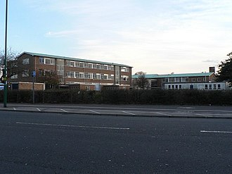 Bournemouth School for Girls - Image: Charminster, Bournemouth School for Girls geograph.org.uk 735098