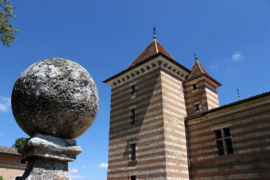 Château de Laréole (ClasséClasséClassé)