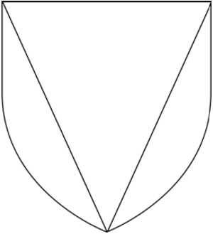 Division of the field - Chaussé