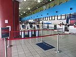 Check-in area at Cyril E. King Airport, Dec 2016.jpg