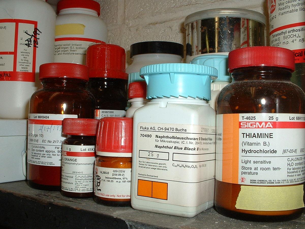 Composto chimico - Wikipedia