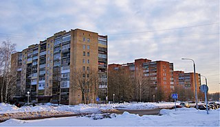 Chernogolovka Town in Moscow Oblast, Russia