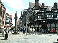 Chester, The Cross and The Rows - geograph.org.uk - 208864.jpg