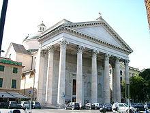 La cattedrale di Chiavari