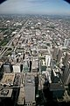 Chicago (ILL) Willis Tower ( Ex. SEARS Tower ) 1974, Near West Side, expressways 290 W. Eisenhower, 94, 90. (4800144283).jpg