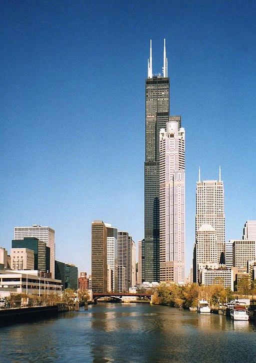 Chicago Grattacieli 1