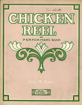 Chicken Reel - Image: Chicken Reel