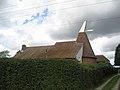 Chickhurst Oast, Pinnock Lane, Staplehurst, Kent - geograph.org.uk - 565546.jpg