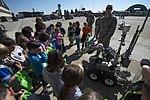 Children receive a peek at the deployment process 170522-F-EQ149-0259.jpg