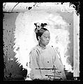 China; a woman with prominent coiffure, John Thomson Wellcome L0056487.jpg