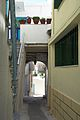 Chora of Andros, alley in the old town, 090600.jpg