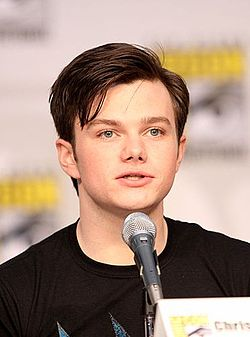 Chris Colfer--Comic Con 2010-2.jpg