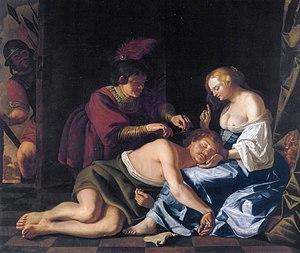 The Capture of Samson